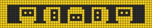 Alpha pattern #4718