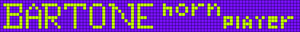 Alpha pattern #4724
