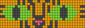 Alpha pattern #4729