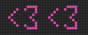 Alpha pattern #4734