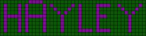 Alpha pattern #4735