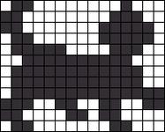 Alpha pattern #4740