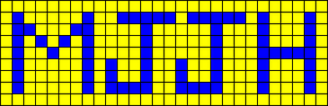 Alpha pattern #4741