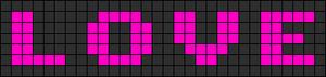 Alpha pattern #4745