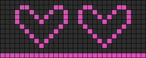 Alpha pattern #4746