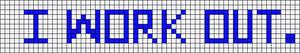 Alpha pattern #4747