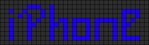 Alpha pattern #4751