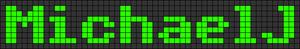 Alpha pattern #4754
