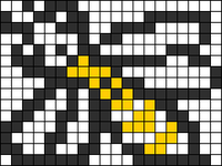 Alpha pattern #4755
