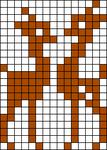 Alpha pattern #4774