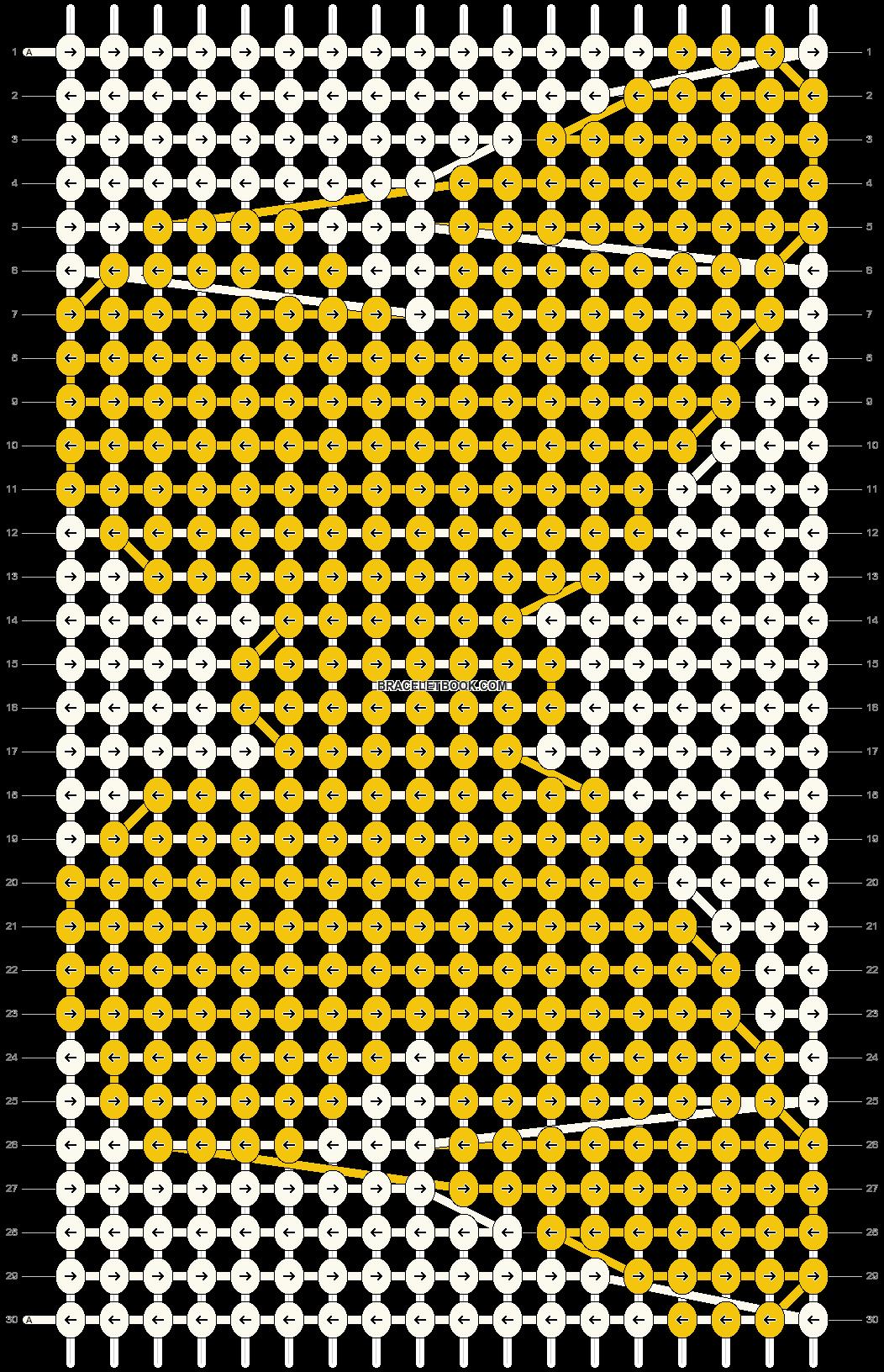 Alpha pattern #4775 pattern