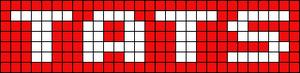 Alpha pattern #4780
