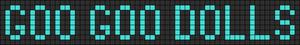 Alpha pattern #4783