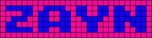 Alpha pattern #4789