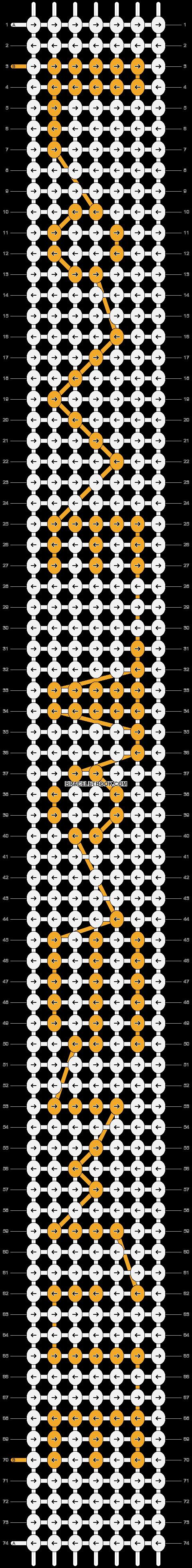 Alpha pattern #4792 pattern