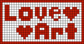 Alpha pattern #4793