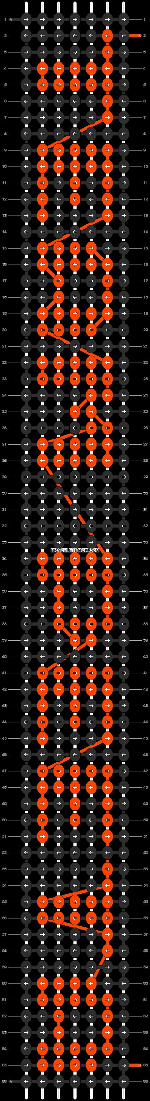 Alpha pattern #4795 pattern