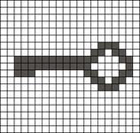 Alpha pattern #4803