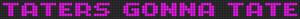 Alpha Friendship Bracelet Pattern #4810