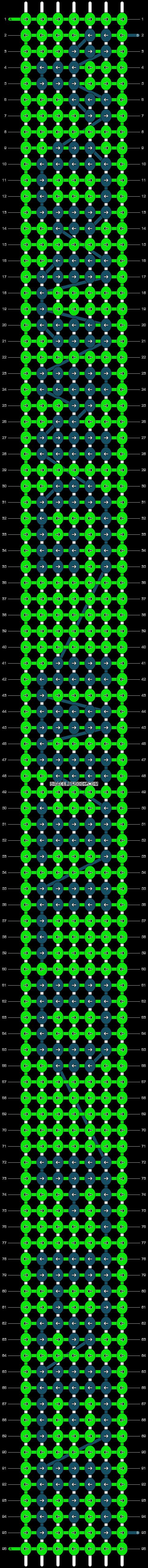 Alpha pattern #4815 pattern