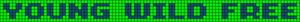 Alpha pattern #4815