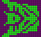 Alpha pattern #4818
