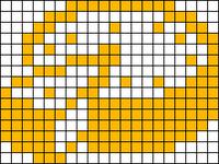 Alpha Friendship Bracelet Pattern #4822