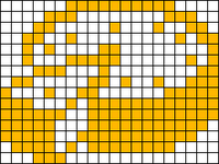Alpha pattern #4822