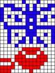 Alpha pattern #4823