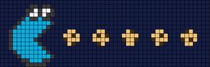 Alpha Friendship Bracelet Pattern #4836