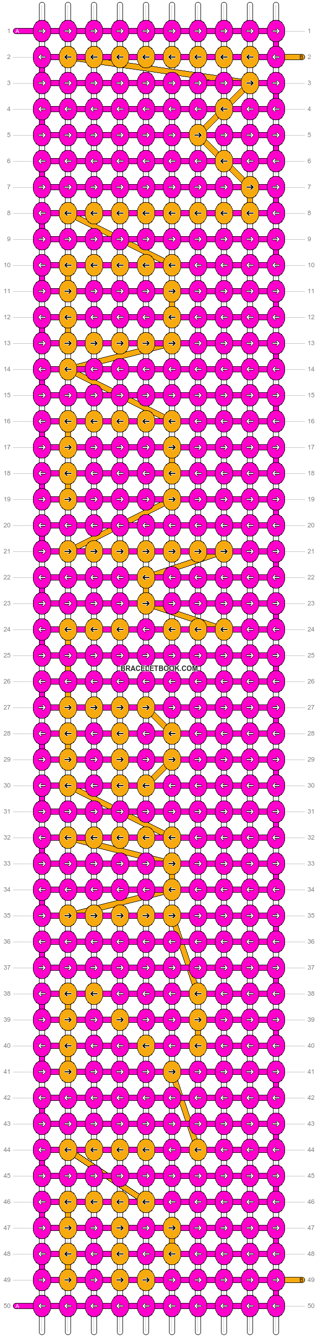 Alpha pattern #4840 pattern