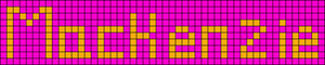 Alpha pattern #4840