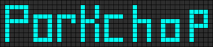 Alpha pattern #4841