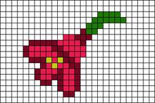 Alpha pattern #4848