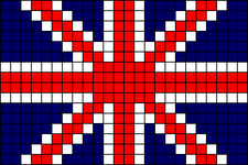 Alpha pattern #4851