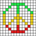 Alpha pattern #4853