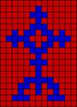 Alpha pattern #4854