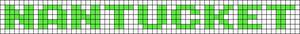 Alpha pattern #4857