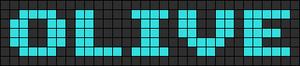 Alpha pattern #4861
