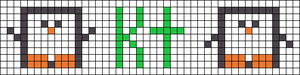 Alpha Friendship Bracelet Pattern #4864