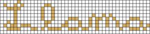 Alpha pattern #4865