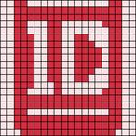 Alpha pattern #4870