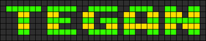 Alpha pattern #4872