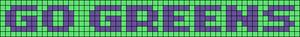 Alpha pattern #4875