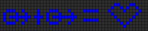 Alpha pattern #4877