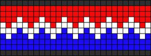 Alpha pattern #4879