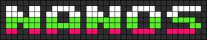 Alpha pattern #4880