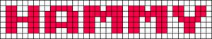 Alpha pattern #4882