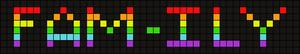 Alpha pattern #4887