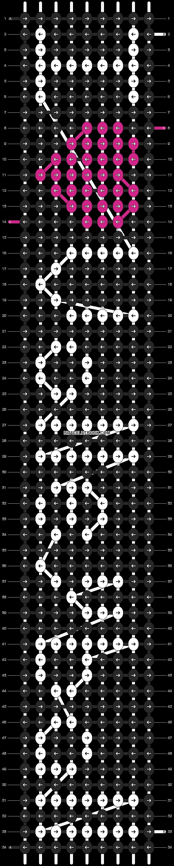 Alpha pattern #4891 pattern